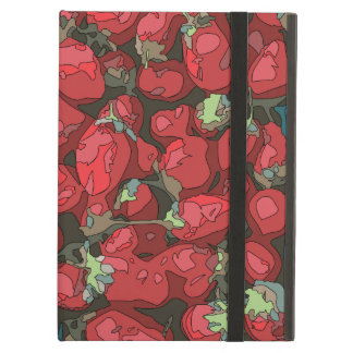 Strawberry Harvest iPad Air Covers