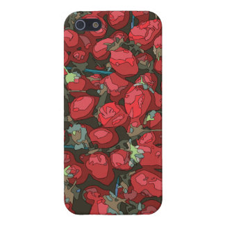Strawberry Harvest Case For iPhone 5