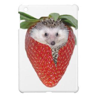 Strawberry Hedgie iPad Mini Case