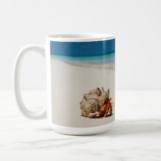 Strawberry Hermit Crab | Coenobita Perlatus Coffee Mug