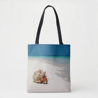 Strawberry Hermit Crab | Coenobita Perlatus Tote Bag