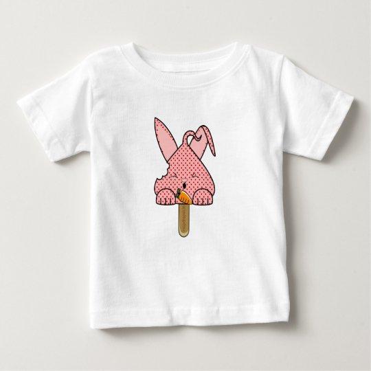 Strawberry Hopdrop Bitten Pop Baby T-Shirt