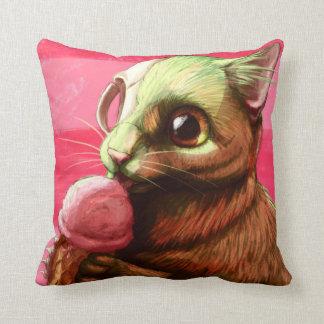 Strawberry Ice Cream Pillow