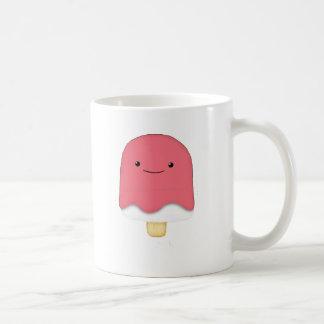 Strawberry icecream cone coffee mug