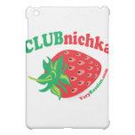 Strawberry in Russian iPad Mini Cases