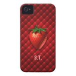 Strawberry iPhone 4/4s Case iPhone 4 Case-Mate Cases