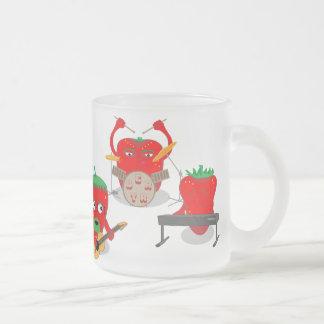 Strawberry Jam Band Mug