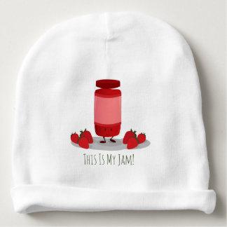 Strawberry Jam cartoon character   Baby Hat