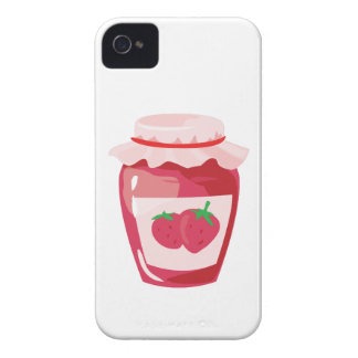Strawberry Jam Case-Mate iPhone 4 Cases
