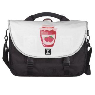 Strawberry Jam Laptop Computer Bag