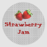 Strawberry Jam Sticker