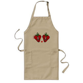 Strawberry *Long Apron