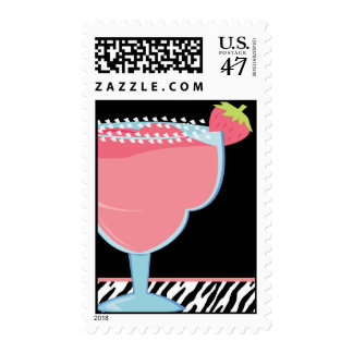 Strawberry Margarita Postage