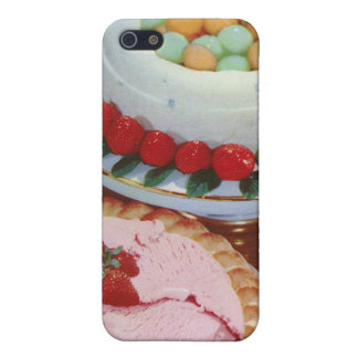 strawberry & mint iPhone 5 cases