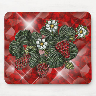 Strawberry Mouse Pads
