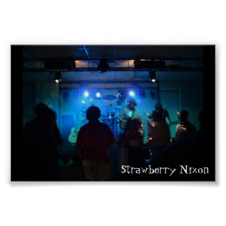 Strawberry Nixon Posters