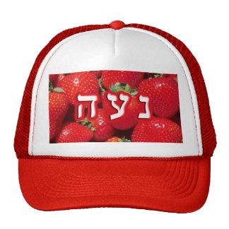 Strawberry Noa, Noah Trucker Hat