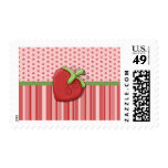 Strawberry Notecards, Postage and Stickers