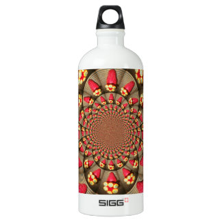 STRAWBERRY of red and yellow SIGG Traveler 1.0L Water Bottle