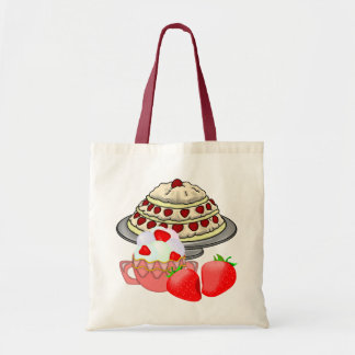 Strawberry Overdrive Tote Bag