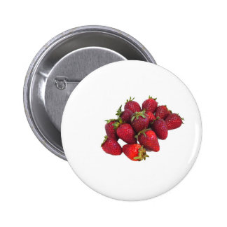 Strawberry Patch Button