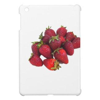 Strawberry Patch iPad Mini Case