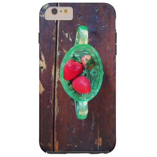 Strawberry phone case | Zazzle