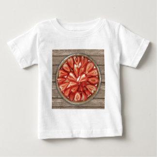 Strawberry Pie Baby T-Shirt