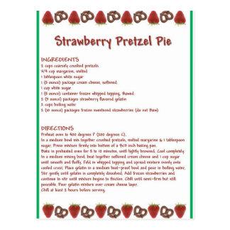 Strawberry Pie Postcards