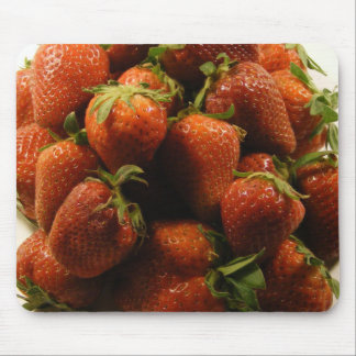 Strawberry Pile Mousepad