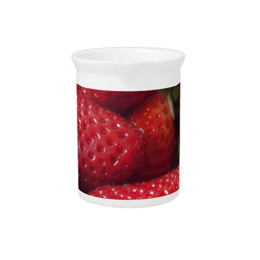 Strawberry Pitchers