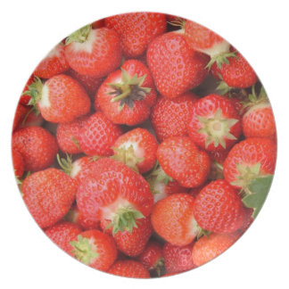 Strawberry Plate Plate