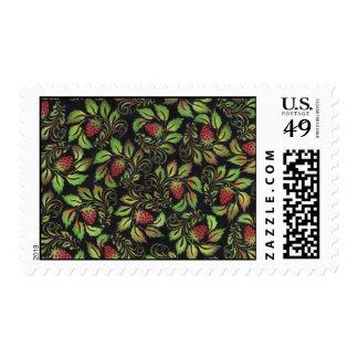 strawberry postage