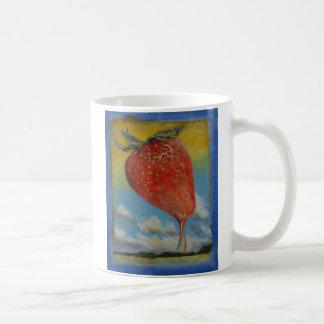Strawberry Rainbow Coffee Mug