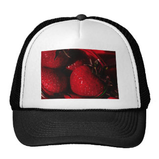 Strawberry Red Hats