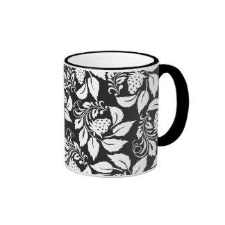 strawberry ringer mug