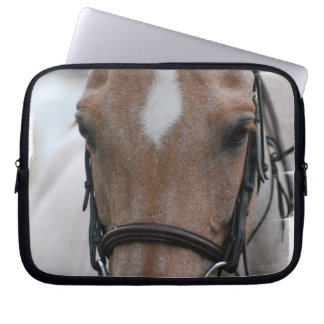 Strawberry Roan Horse Electronics Bag Computer Sleeve