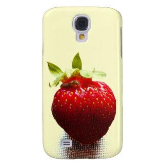 Strawberry  samsung s4 case