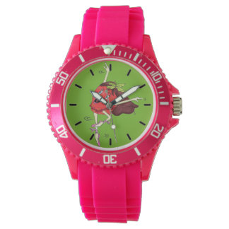 Strawberry Scarlett Watch