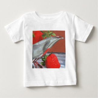 Strawberry Season Baby T-Shirt
