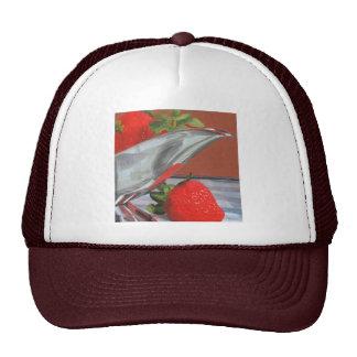 Strawberry Season Hats