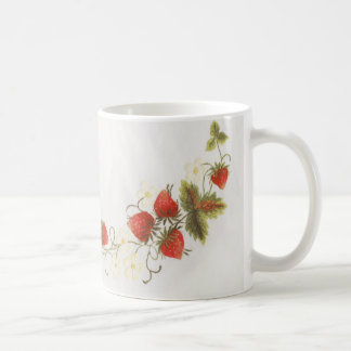 Strawberry set coffee mug