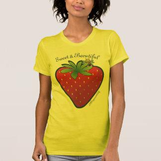 Strawberry Shirt Yellow