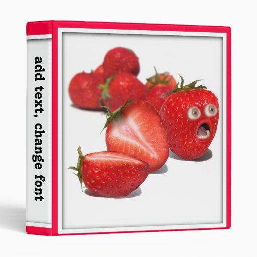 Strawberry Shock Binders