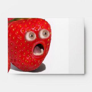 Strawberry Shock Envelope