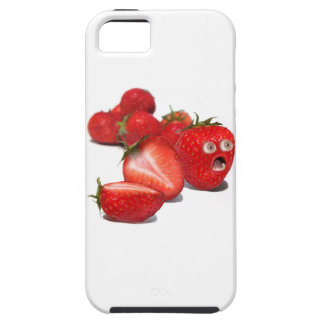 Strawberry Shock iPhone SE/5/5s Case