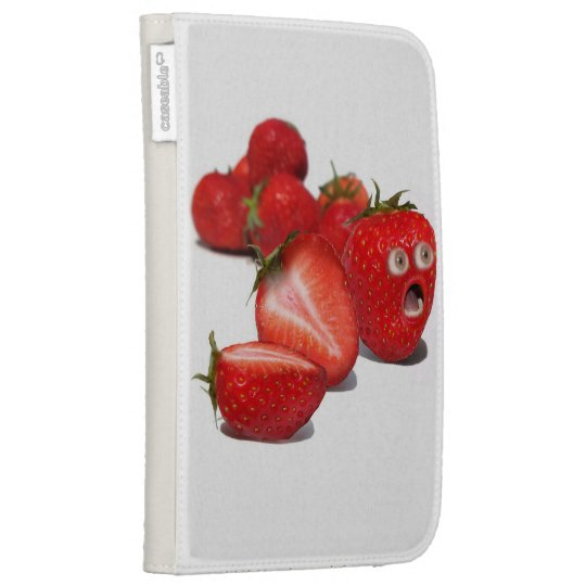 Strawberry Shock Kindle Covers