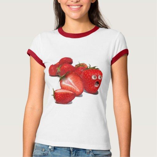 Strawberry Shock Shirts