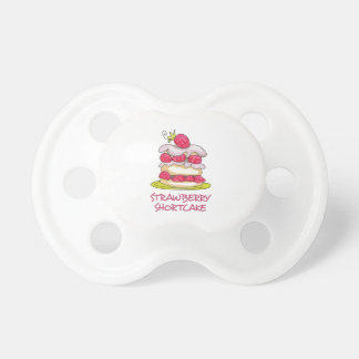 Strawberry Short Cake Pacifier