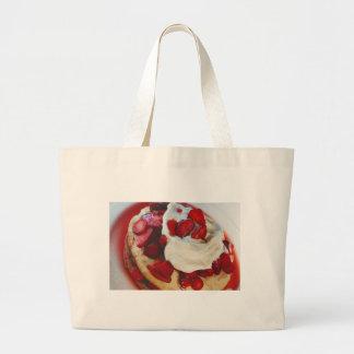 Strawberry Shortcake Jumbo Tote Bag